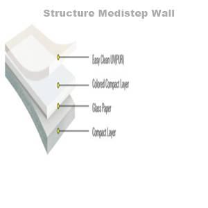 Lg medistep wall vinyl