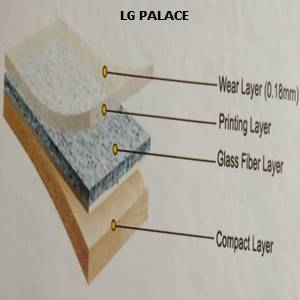Lantai vinyl lg palace
