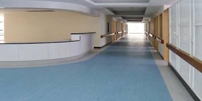 Lantai vinyl rumah sakit kualitas premium