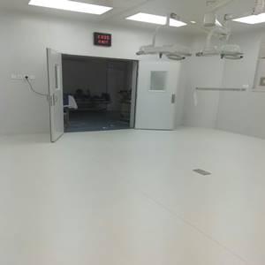 LG Origin lantai vinyl ruang operasi anti bakteri