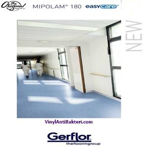 Vinyl Gerflor mipolam 180 untuk lantai rumah sakit